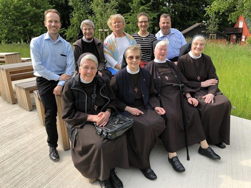 Aachener Franziskanerinnen verlassen Bielefeld