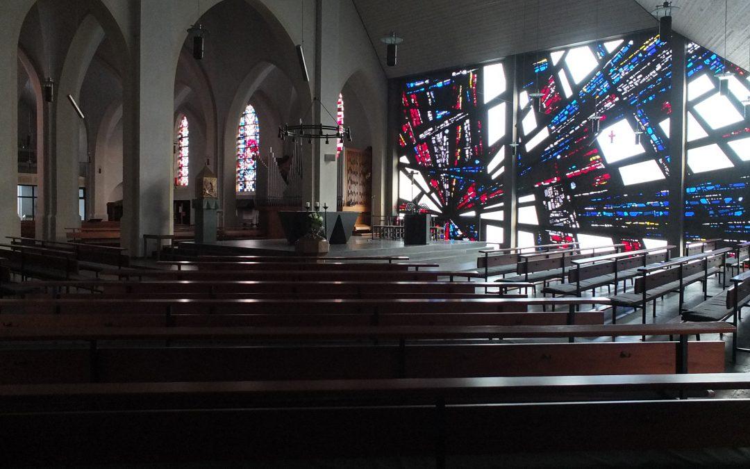Offene Kirche und Hauskommunion