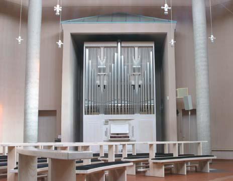 Abgesagt: Orgelkonzert am 05.09.2021, 17:00 Uhr mit Angela Amodio (Bari/Wien)