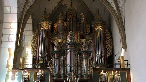 Ökumenische Andacht mit Orgelmusik am Palmsonntag