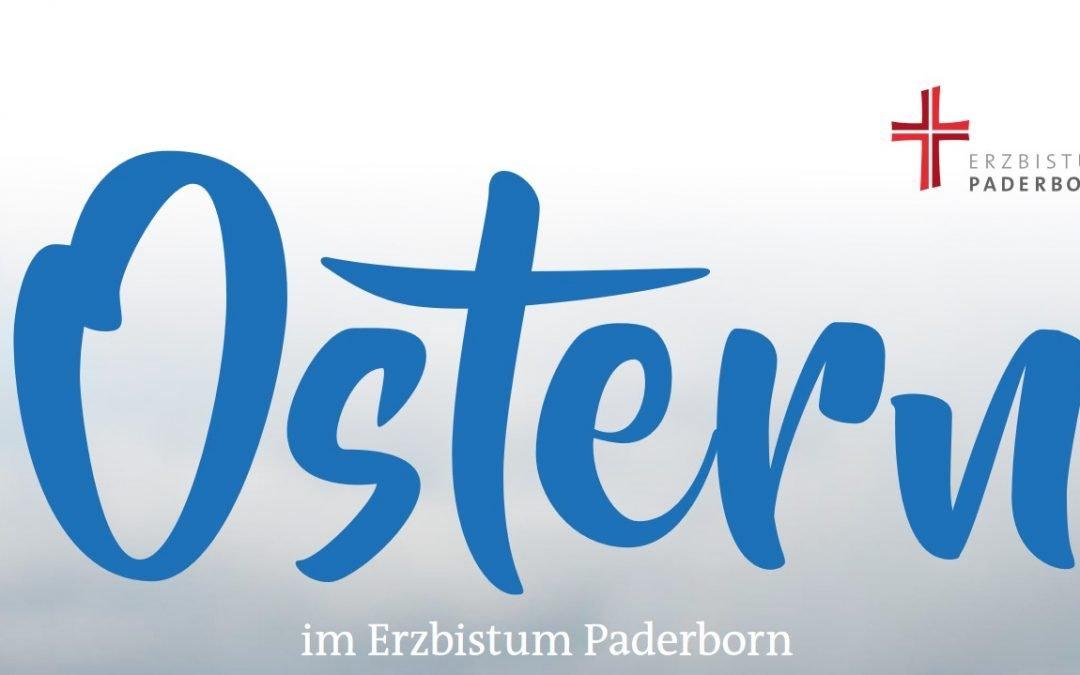 Ostermagazin des Bistums
