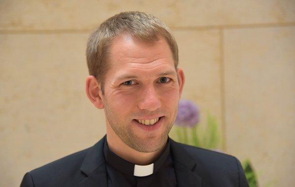 Patrick Kaesberg zum Priester geweiht