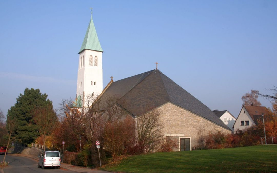 Längere Öffnungszeiten für St. Johannes Baptist – Kirche