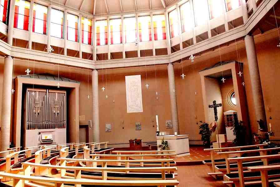 Gottesdienstgestaltung um 11:30 Uhr in Heilig Geist