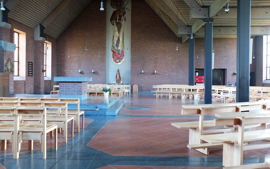 Erstkommunionfeier verschoben – Hl. Messe am 11.04.2021 öffentlich
