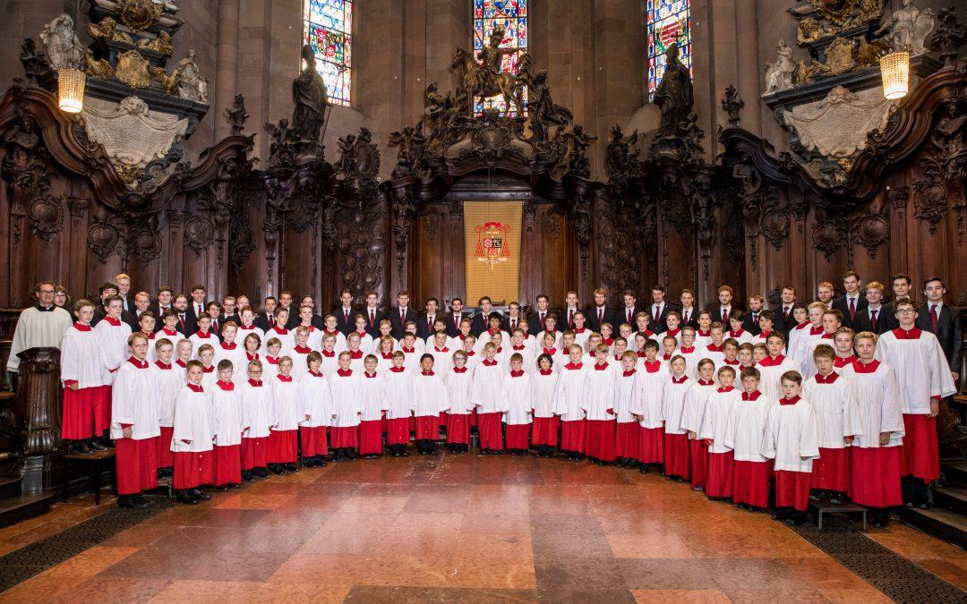 Chorkonzert des Mainzer Domchores