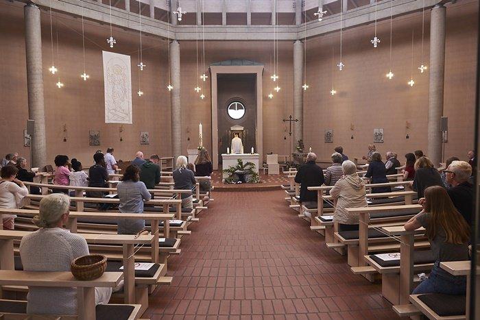 Informationen zu den Gottesdiensten ab dem 10. Mai