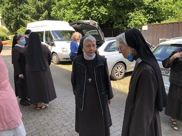 Achener Franziskanerinnen haben Bielefeld verlassen