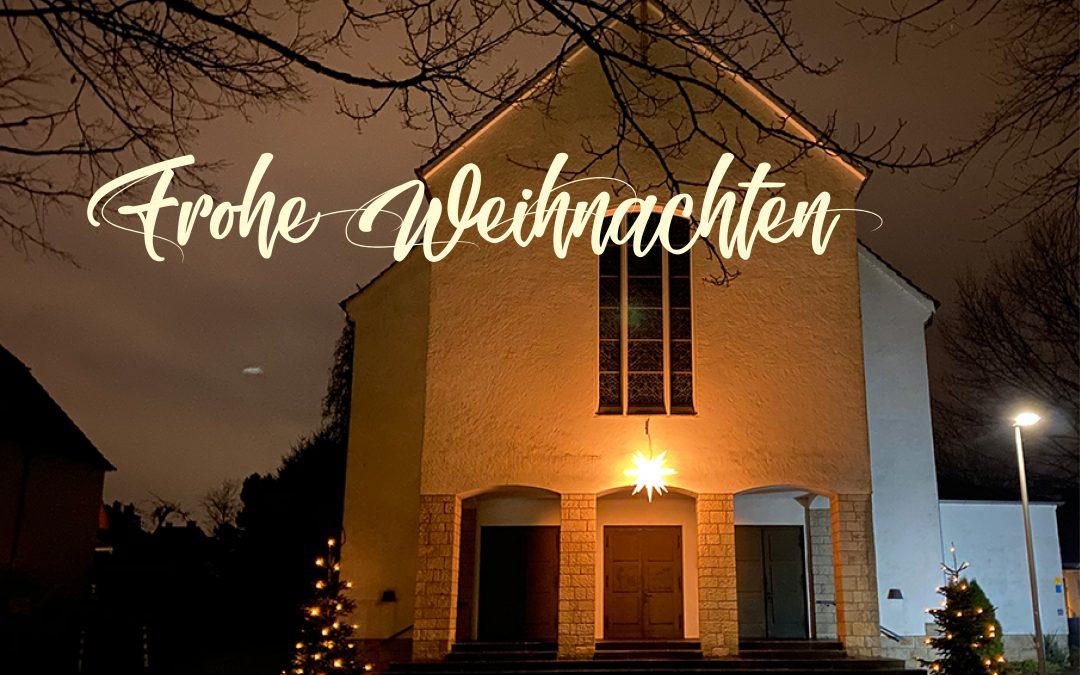 Weihnachtsimpuls aus der Christkönig Gemeinde