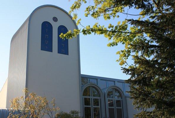 """""""….zum Haus des Herrn wollen wir pilgern…"""" – Besuch der Synagoge Beit Tikwa am 14.09.2021"""